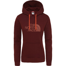 The North Face Drew Peak Sweat à capuche Femme, sequoia red